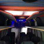 obtyazka salona mikroavtobusa  minsk